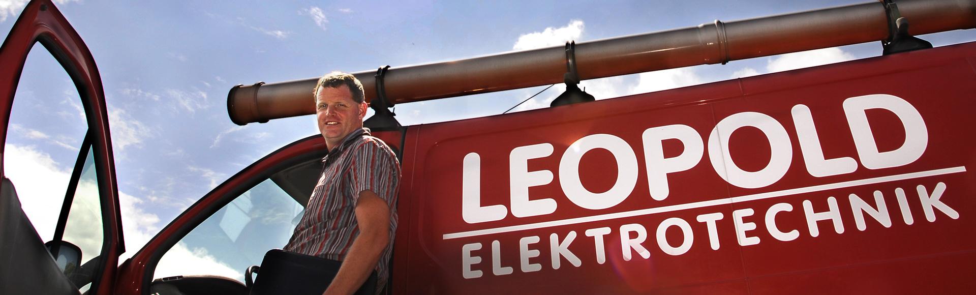 elektro leopold main header